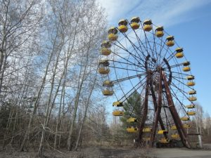 Ruské kolo v Pripjati