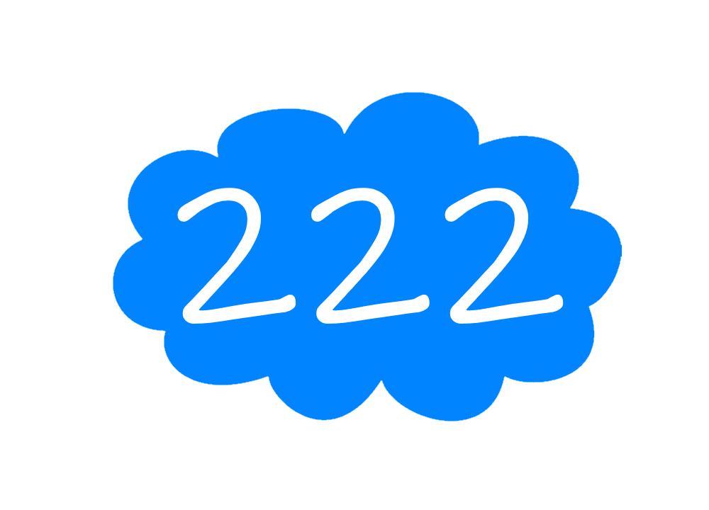 Andělské číslo 222