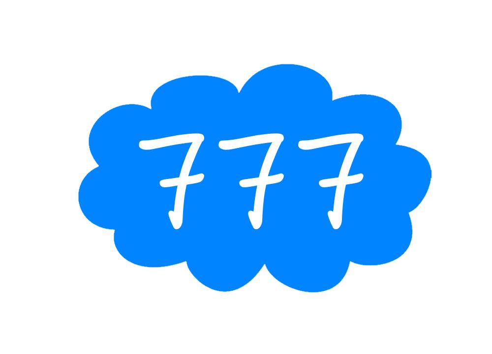 Andělské číslo 777