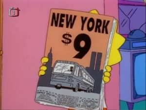Simpsonovi - 11. září