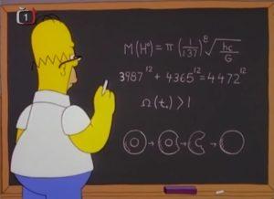 Simpsonovi - Higgsův boson